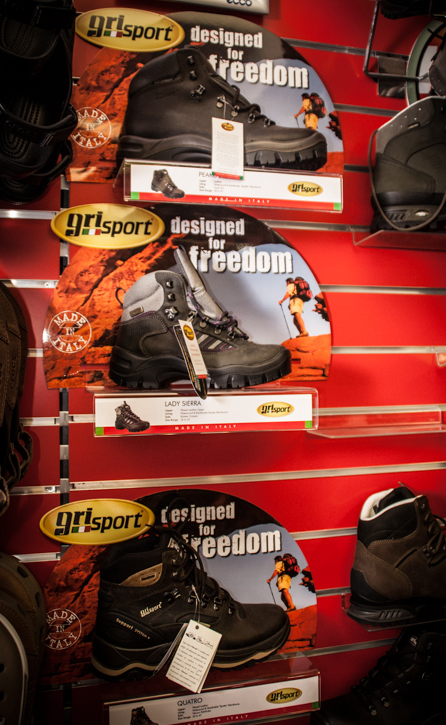 Grisport Boots at Stanleys