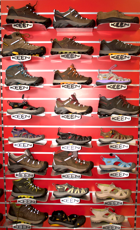 Keen Boots at Stanleys
